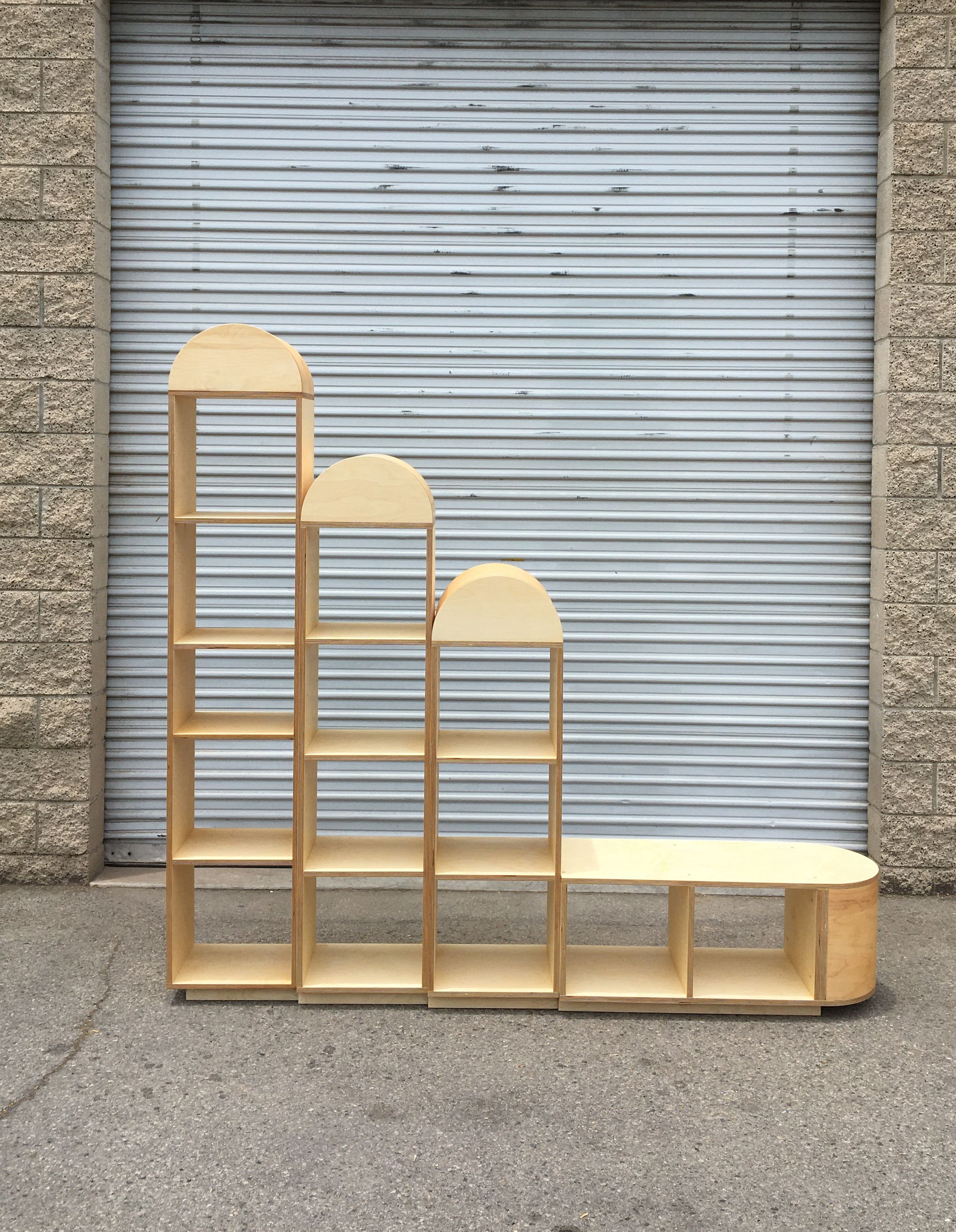 Tiered Tower Bookshelf product image 0