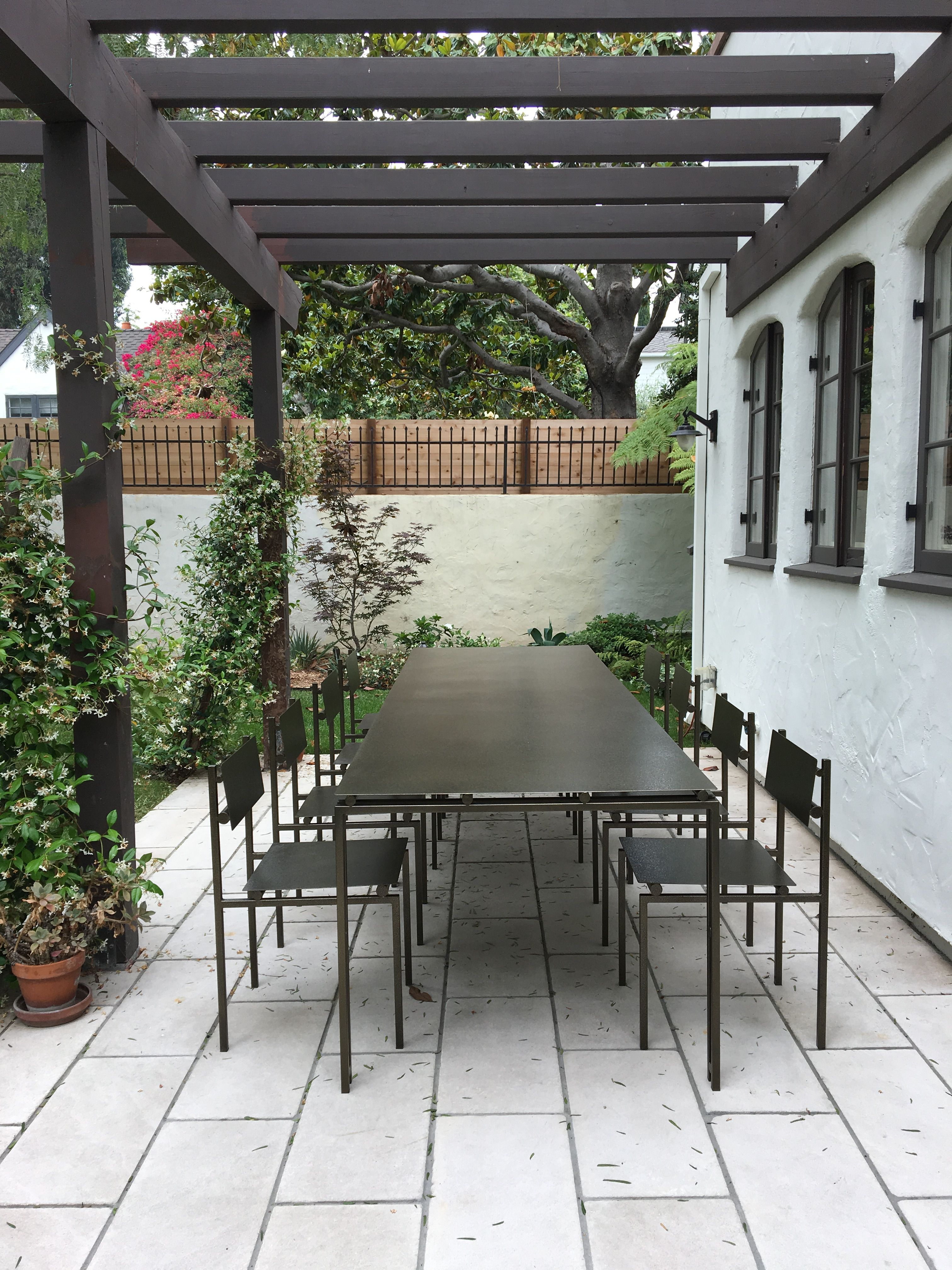 Suspension Metal Dining Table - Large Size product image 2