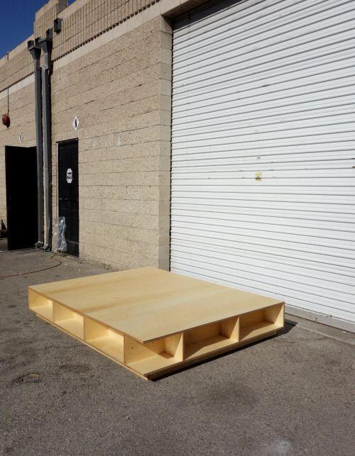 Platform Bed product image 1