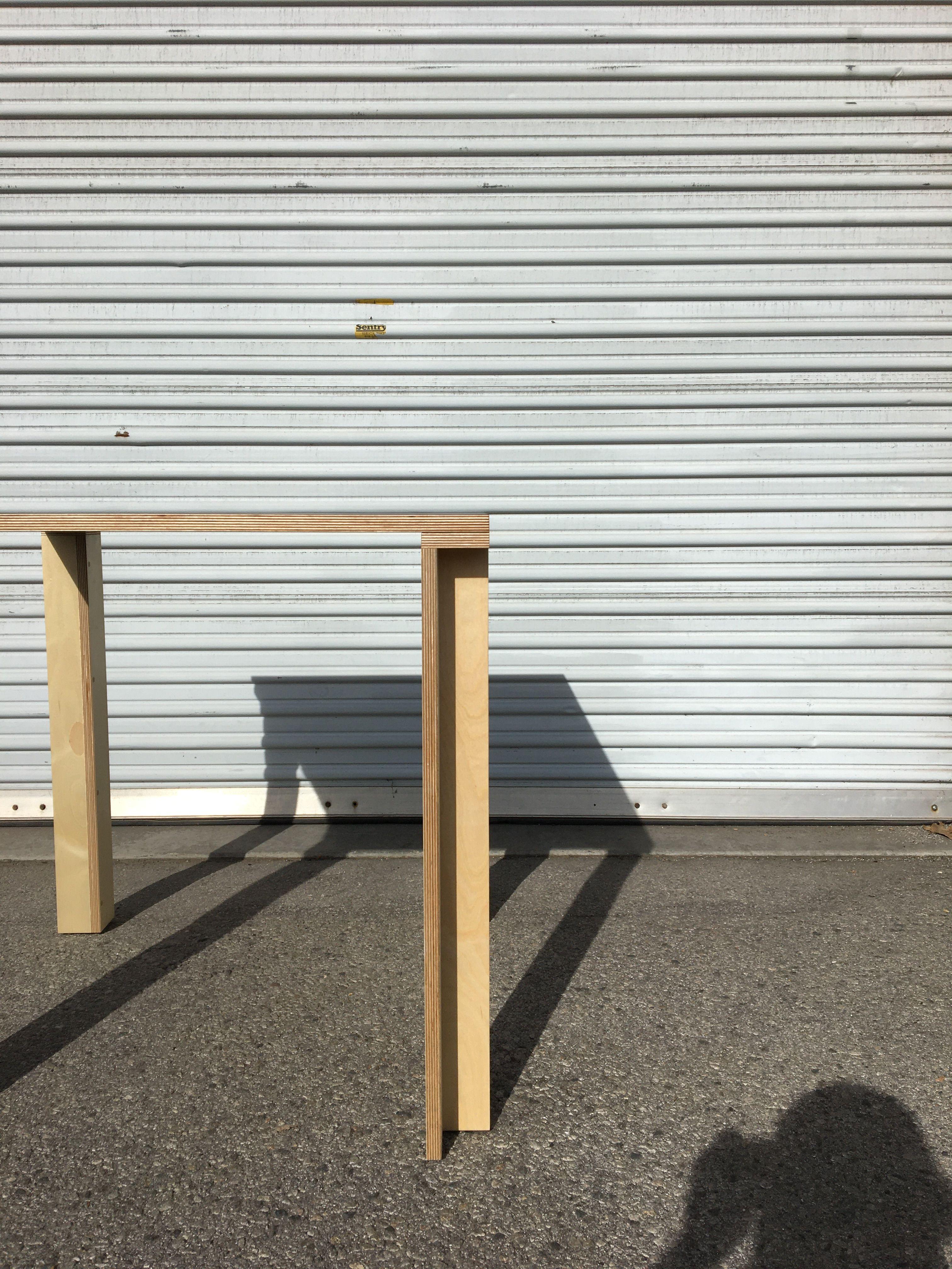 Corner Leg Table product image 2