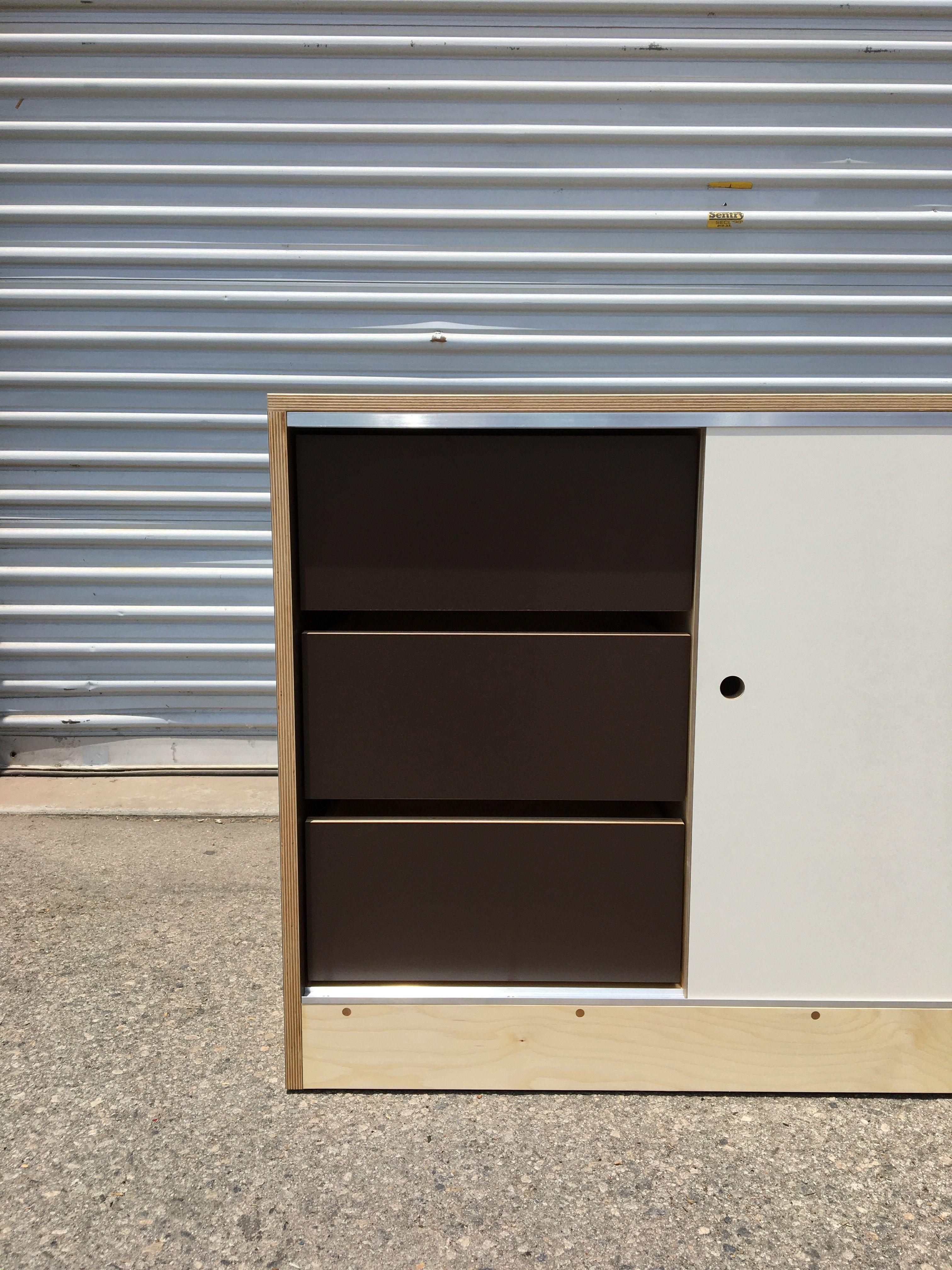 Sliding Door Storage Unit product image 6