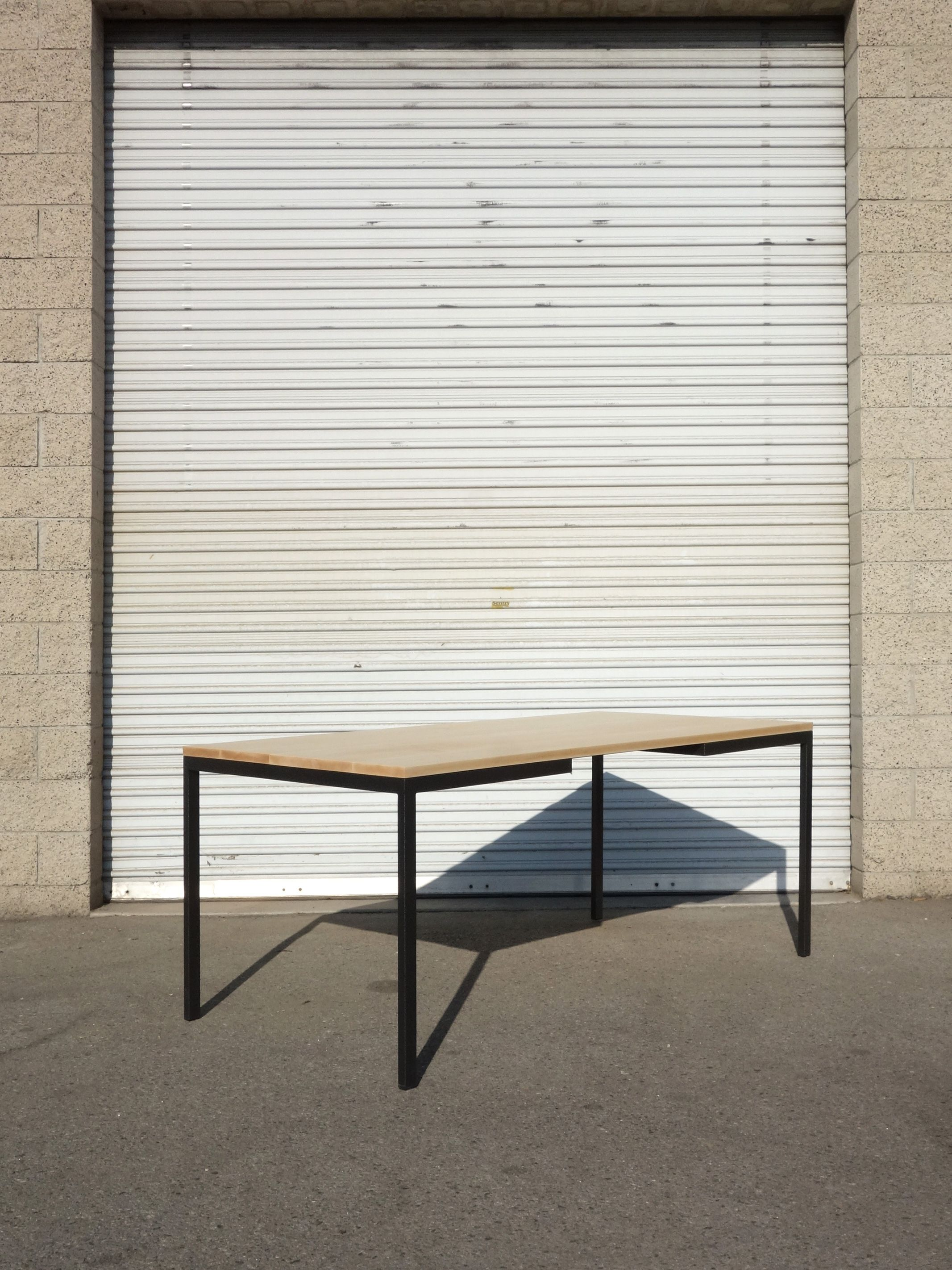 Metal and Maple Dining Set product image 4