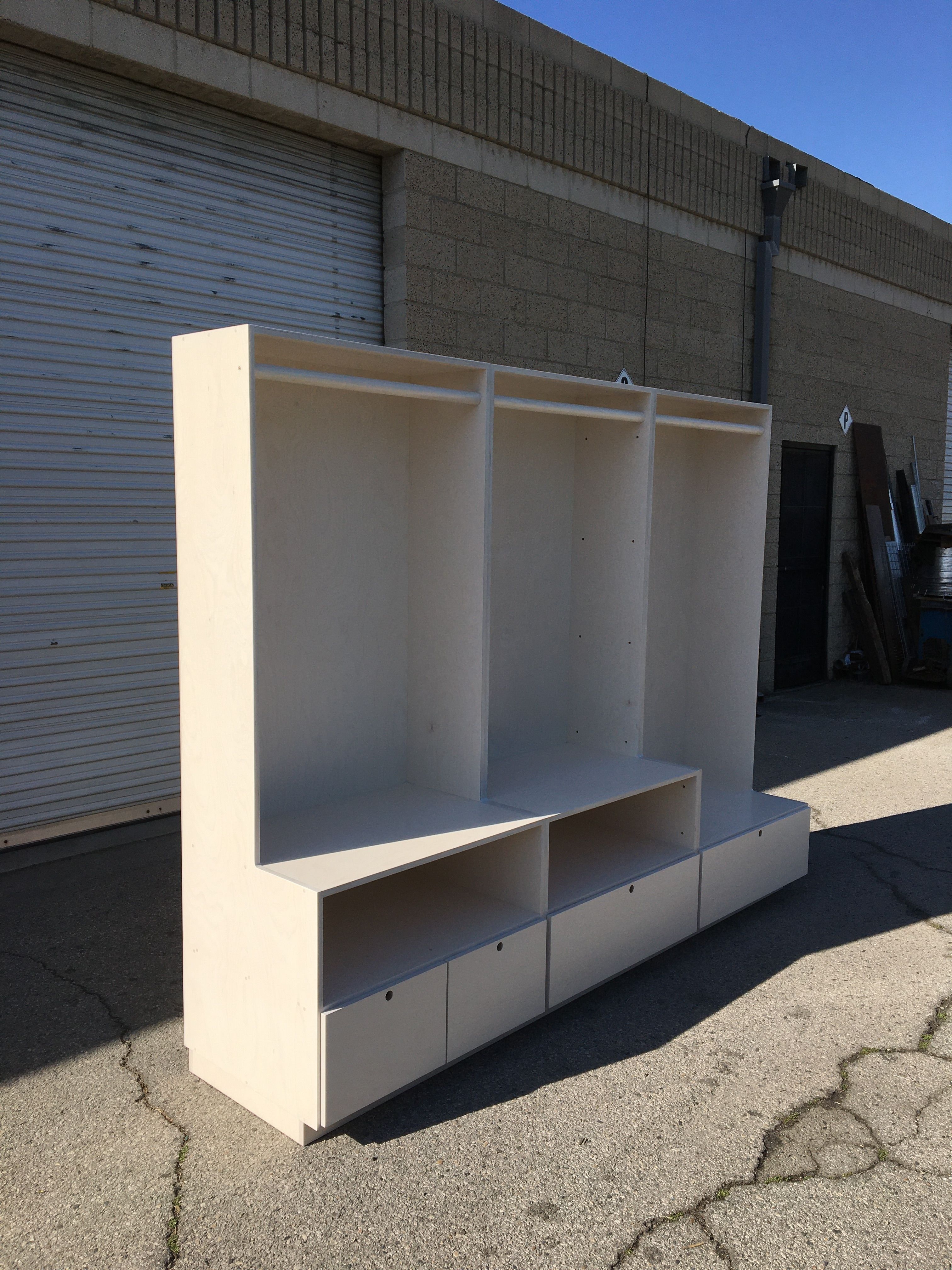 Three Section Closet product image 2