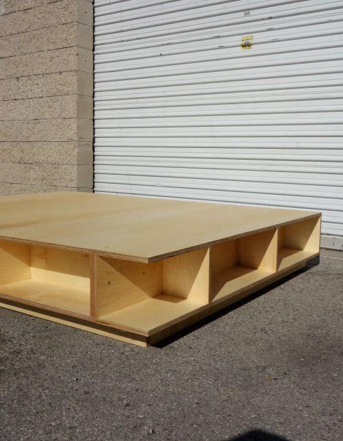 Platform Bed product image 3