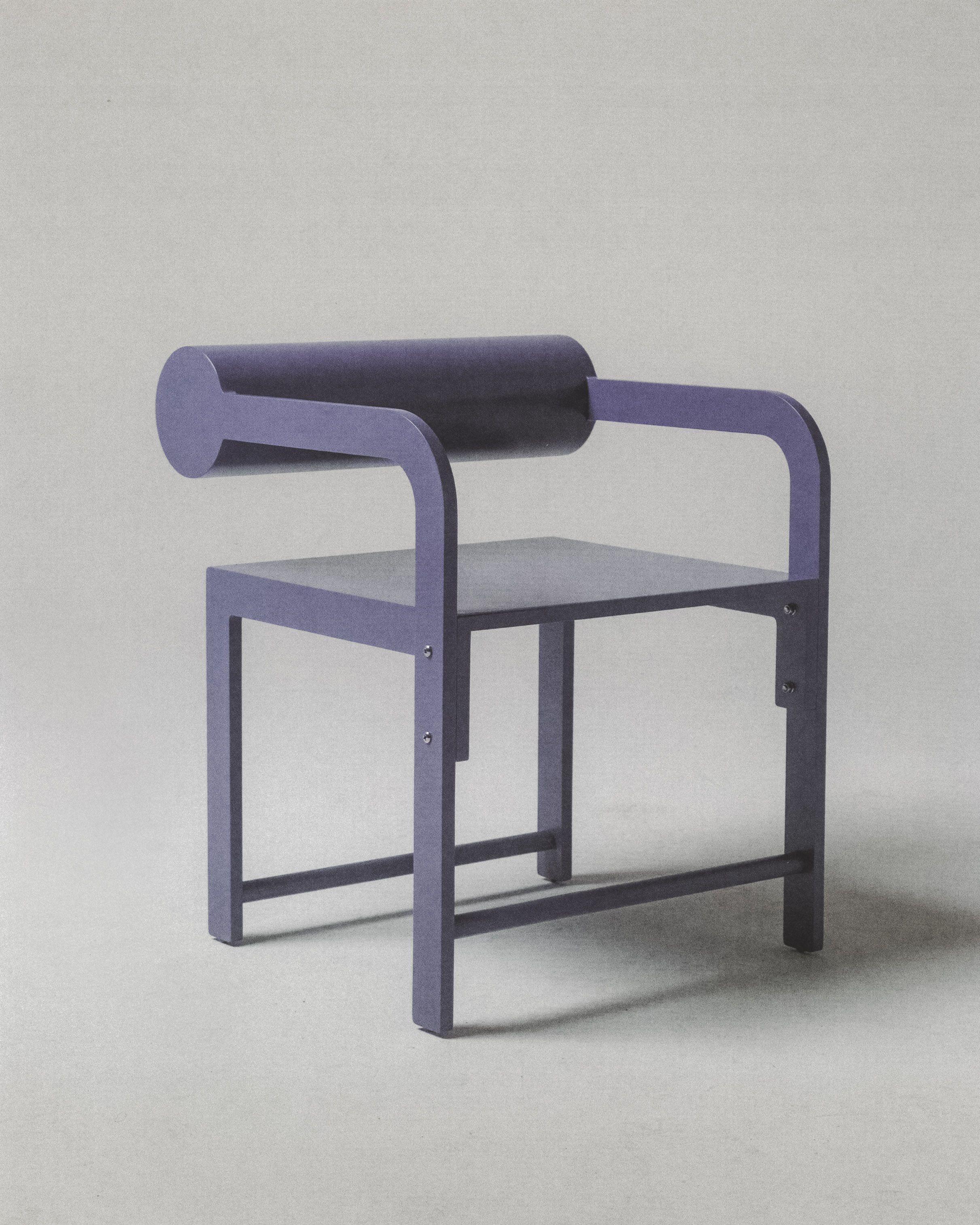 Purple Cylinder Back Arm product image 5