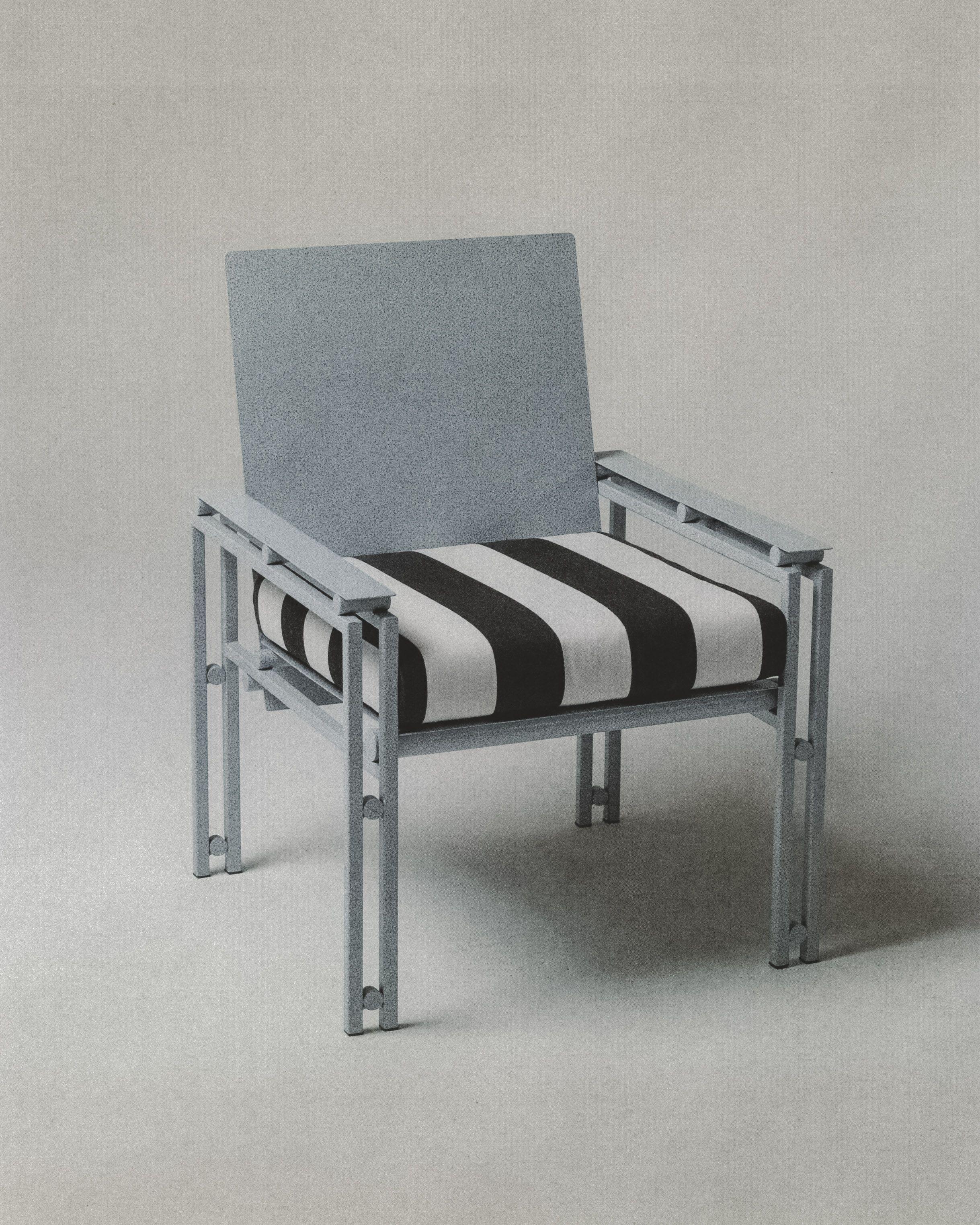 Suspension Metal Lounge product image 0