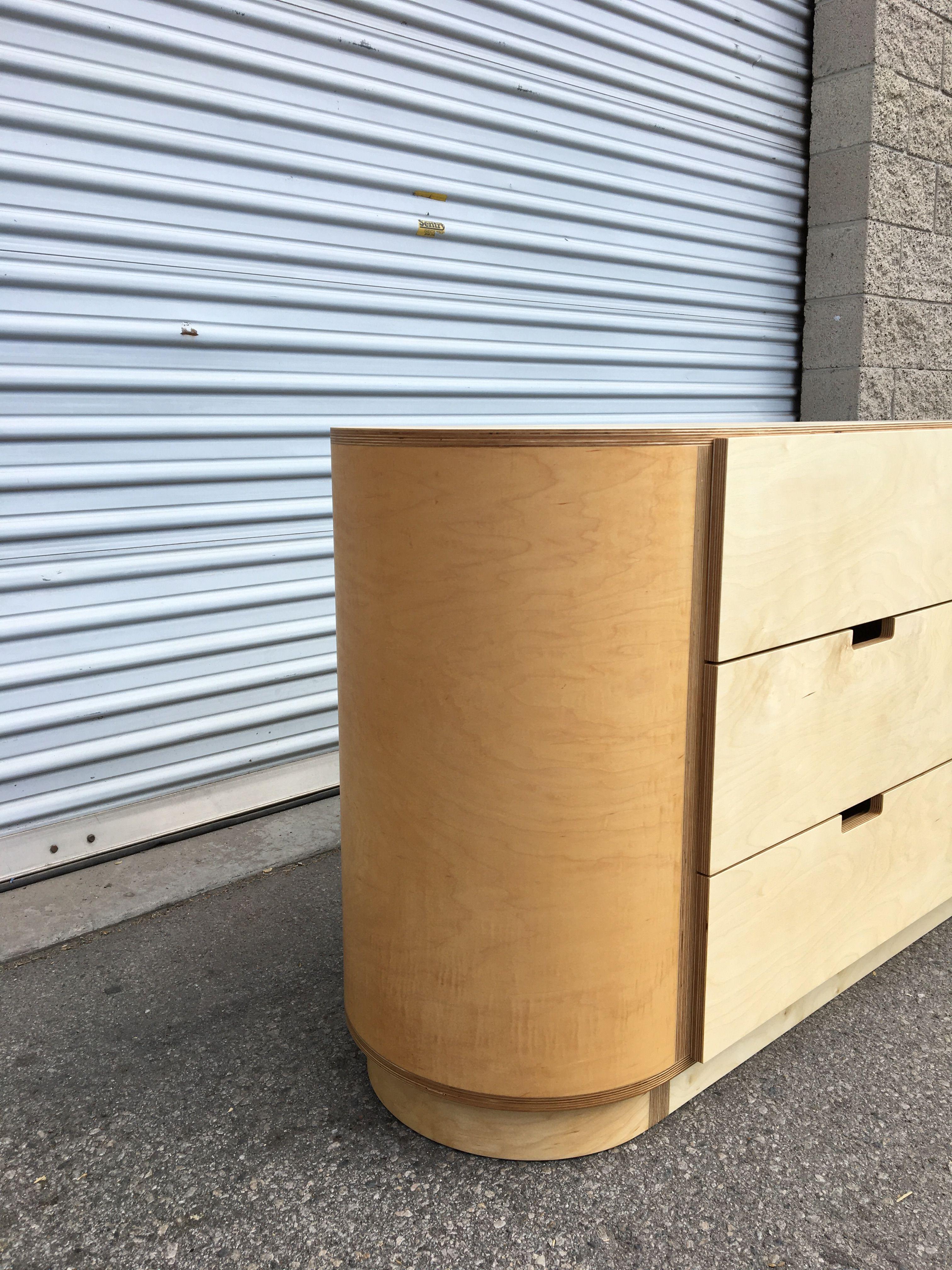 Half Round Dresser - Wide product image 7