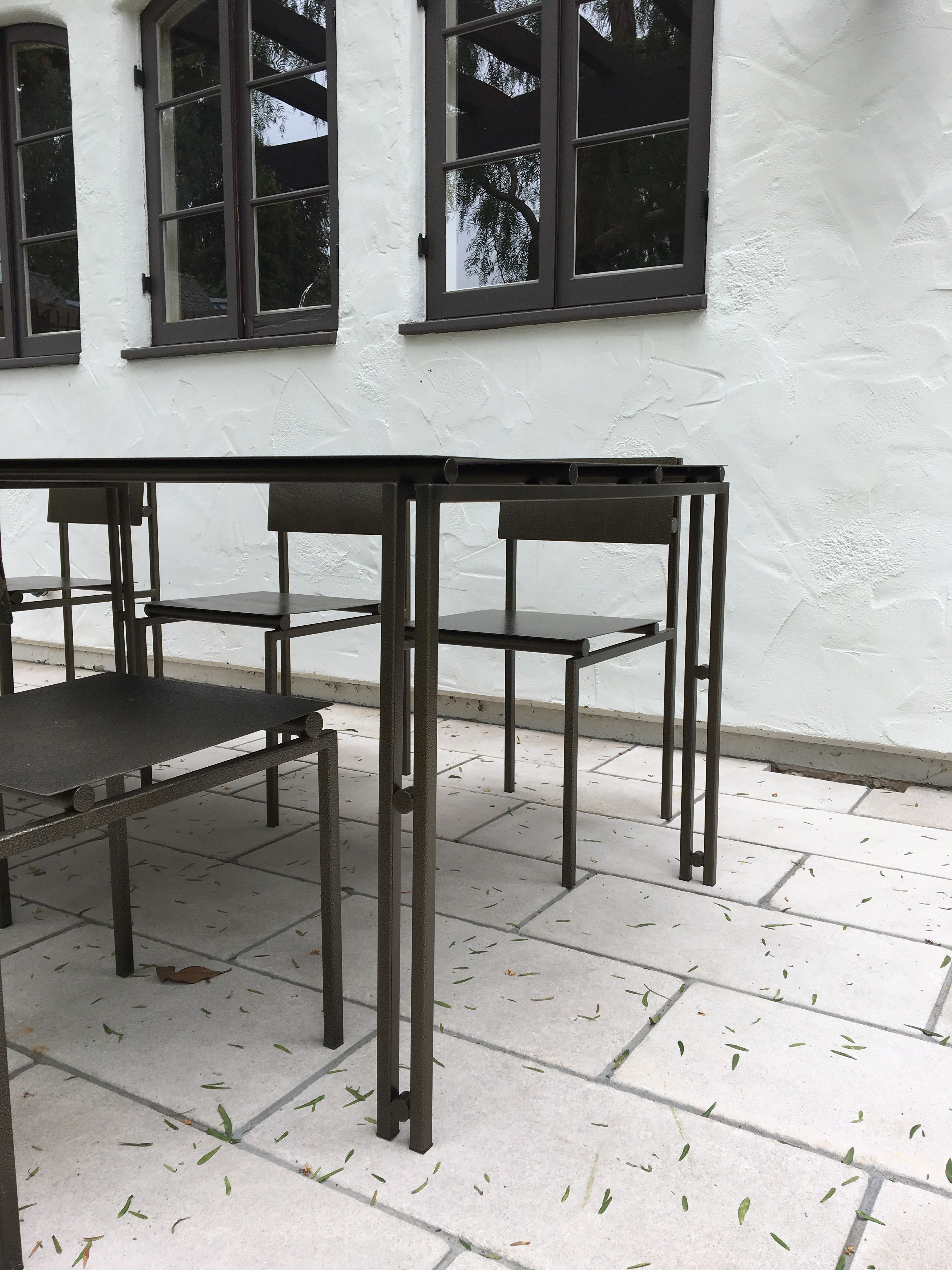 Suspension Metal Dining Table - Large Size product image 7