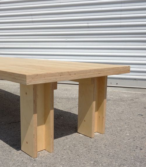 I-Beam Coffee Table product image 2