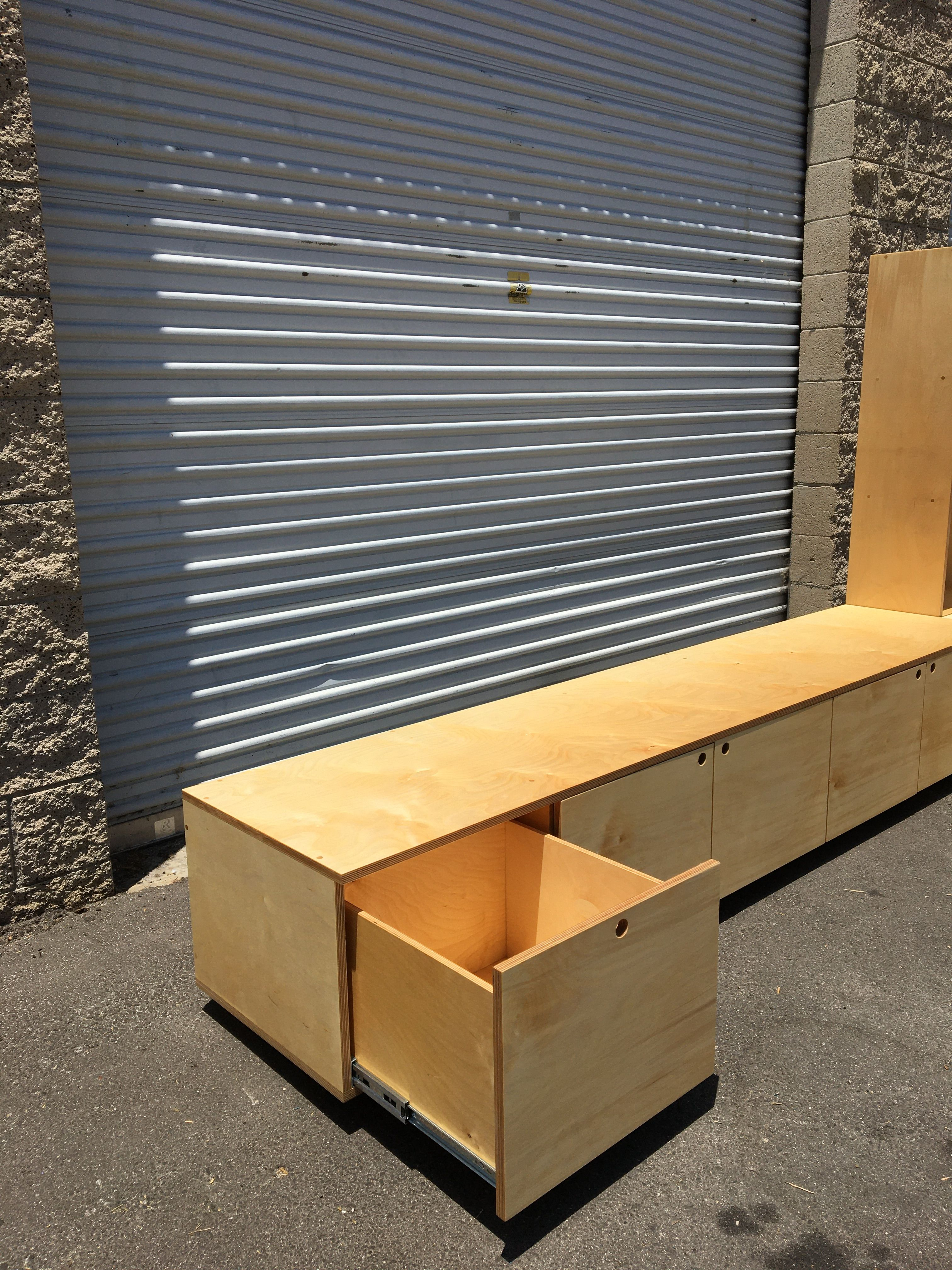 Corner Bench and Storage Unit product image 3