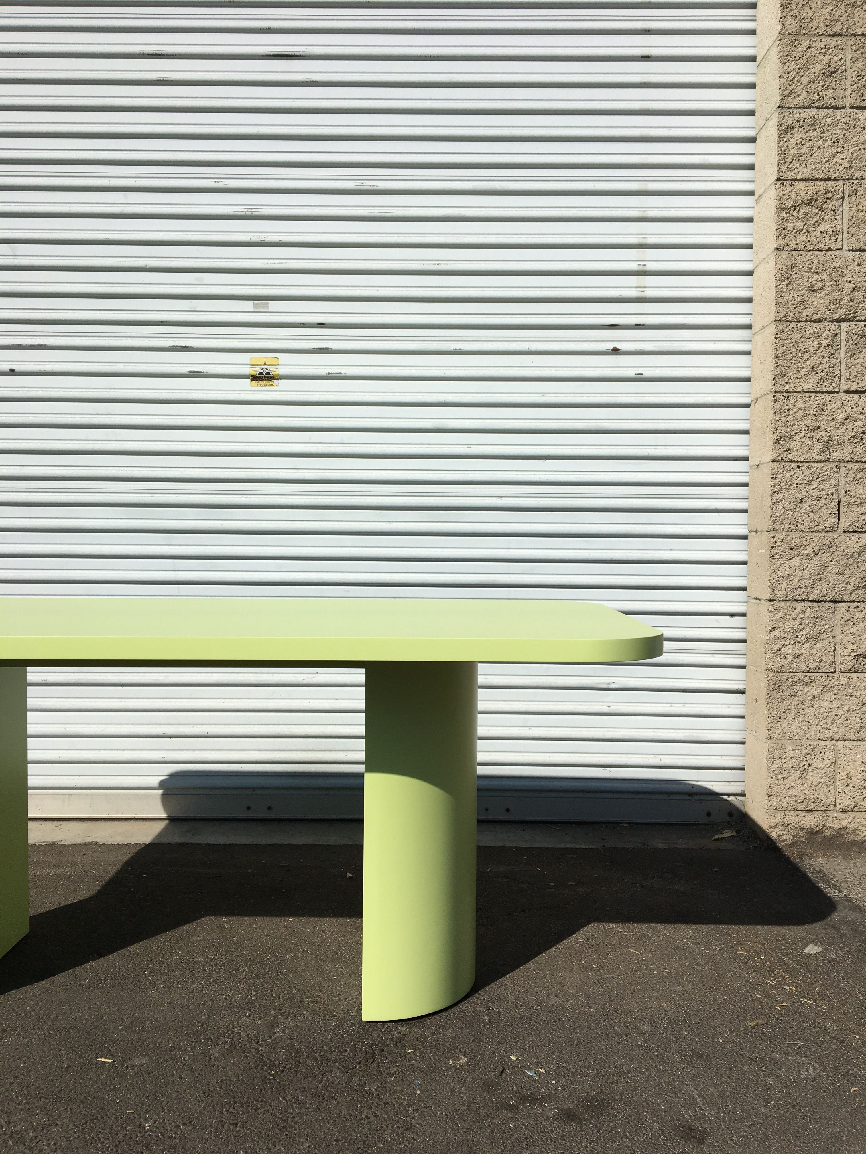 Half Round Work Table product image 3