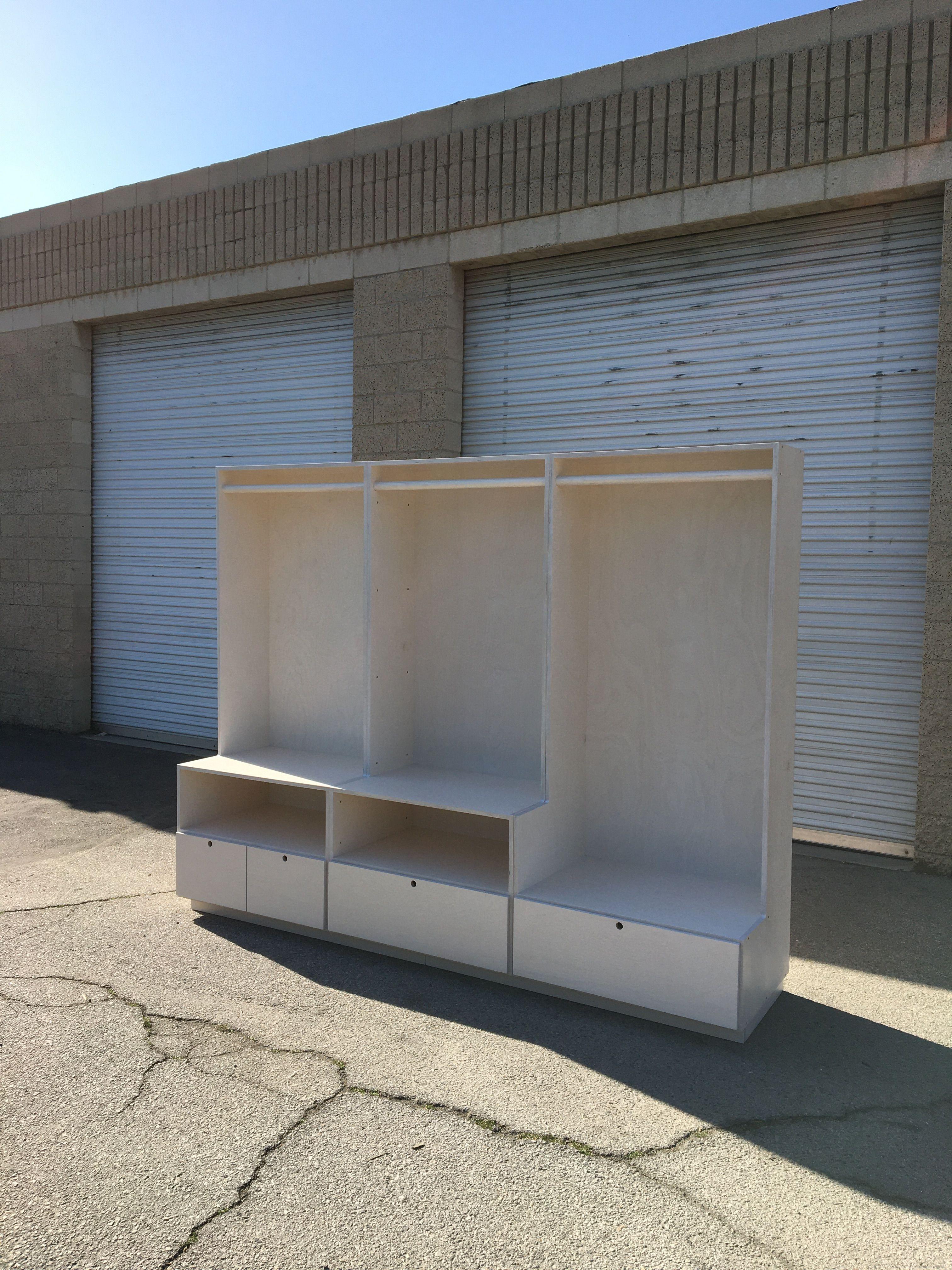 Three Section Closet product image 1
