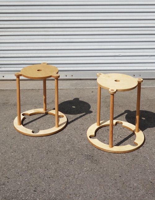 Stacking Stools product image 2