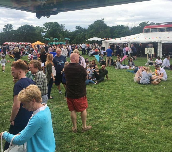 Deckerdence Food Festival