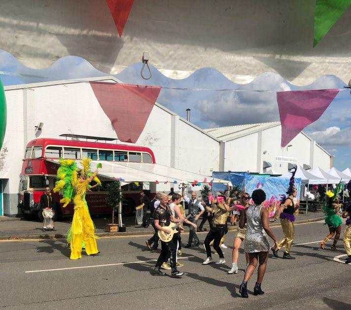 Carnival Rio Style