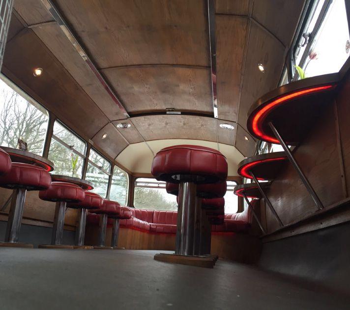 Upper Deck Cocktail Lounge