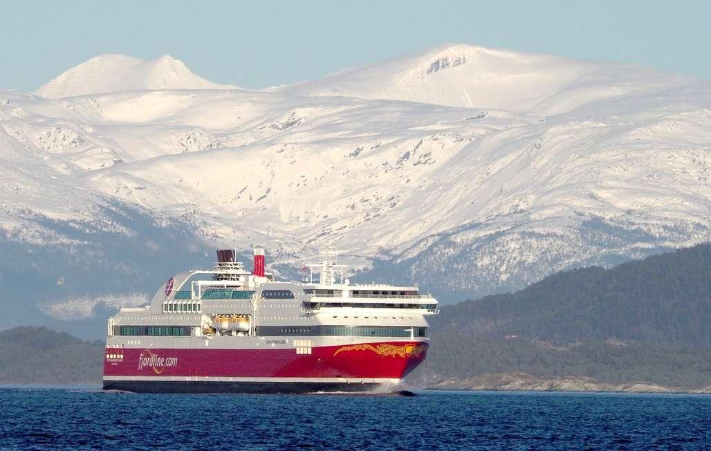 Foto: Fjord Line / Geir Einarsen