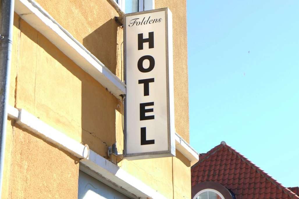 Hotel Folden er et landemerke i Skagen