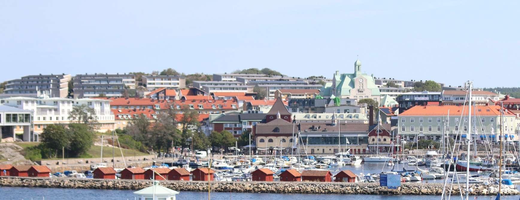 Strømstad er et aldri så lite kortreist paradis. Foto: Fjord Line
