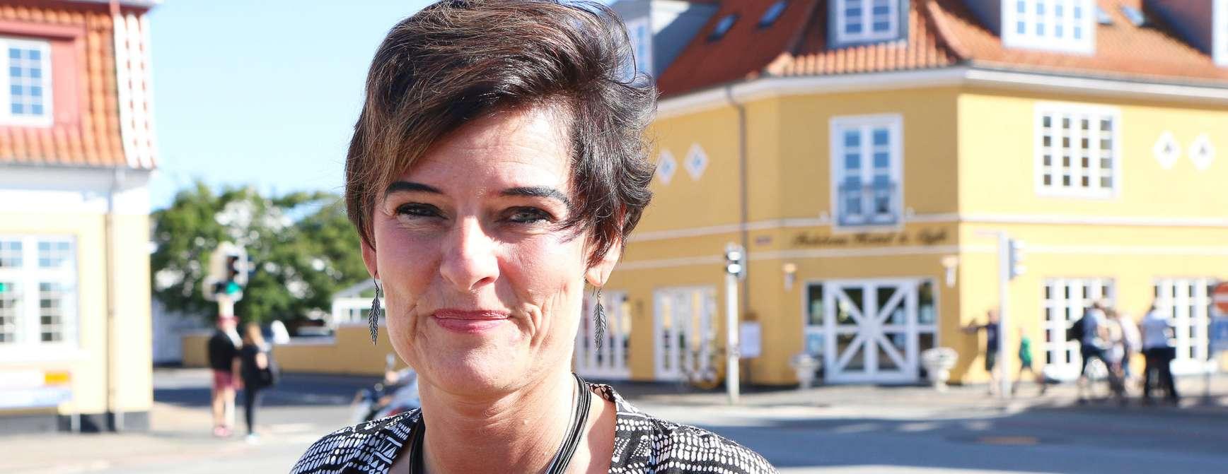 Direktør på Hotel Folden i Skagen, Gitte Nordmann
