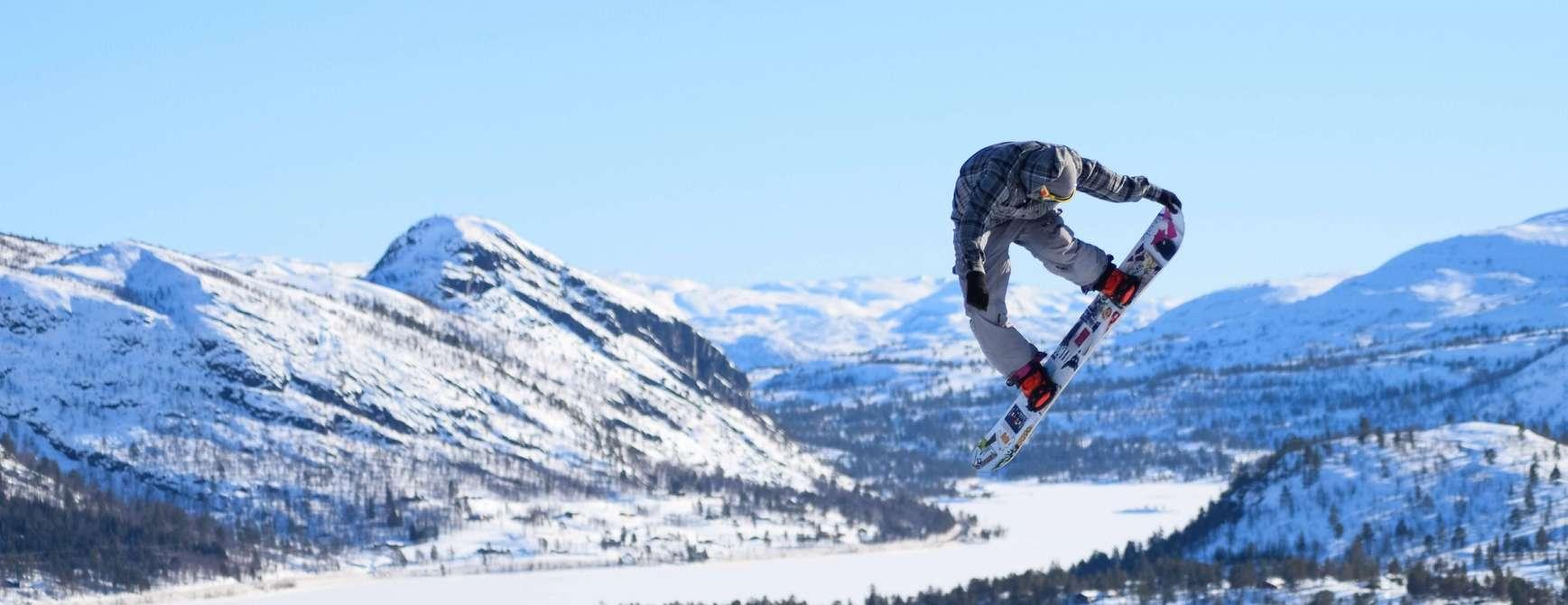 Foto: Hovden Alpinsenter