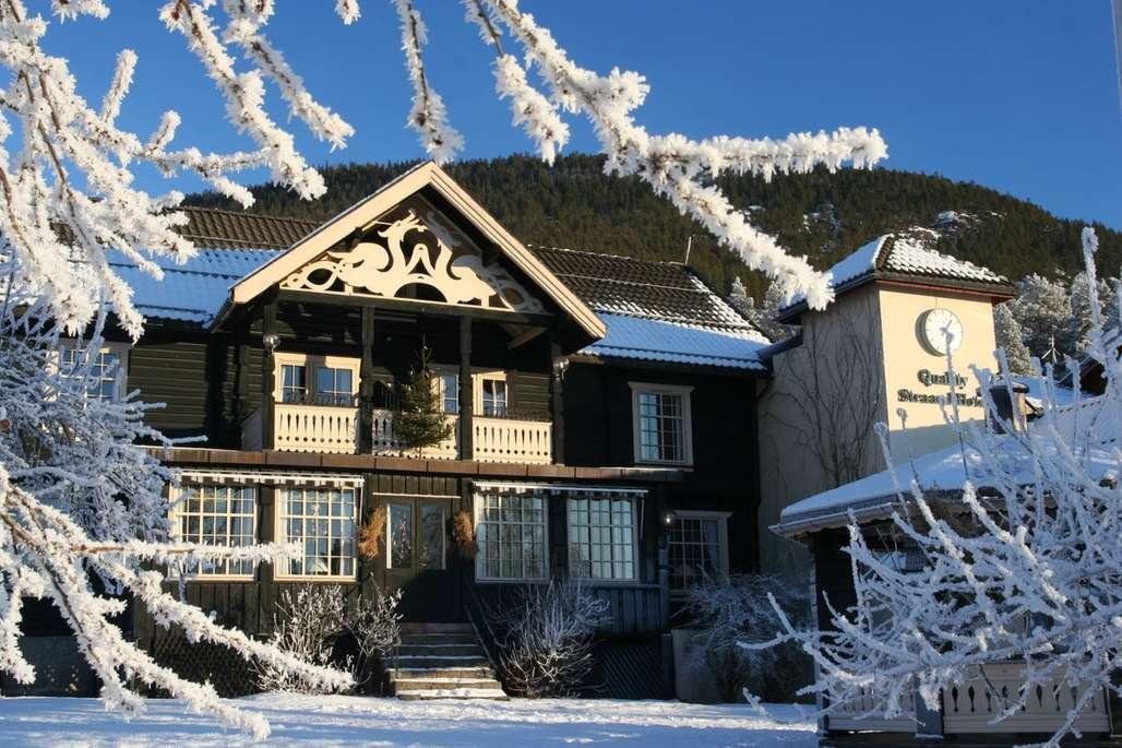 Foto: Straand Hotel Vrådal