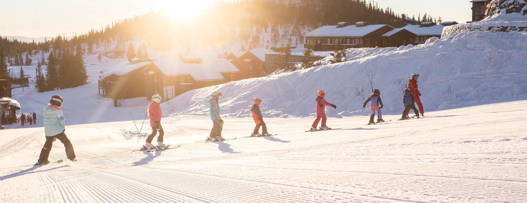 Foto: Norefjell Ski & Spa