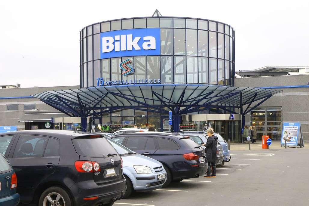 Enormt: Aalborg Storcenter med Bilka utenfor Aalborg, ha det aller meste. For de aller fleste. Foto: Fjord Line