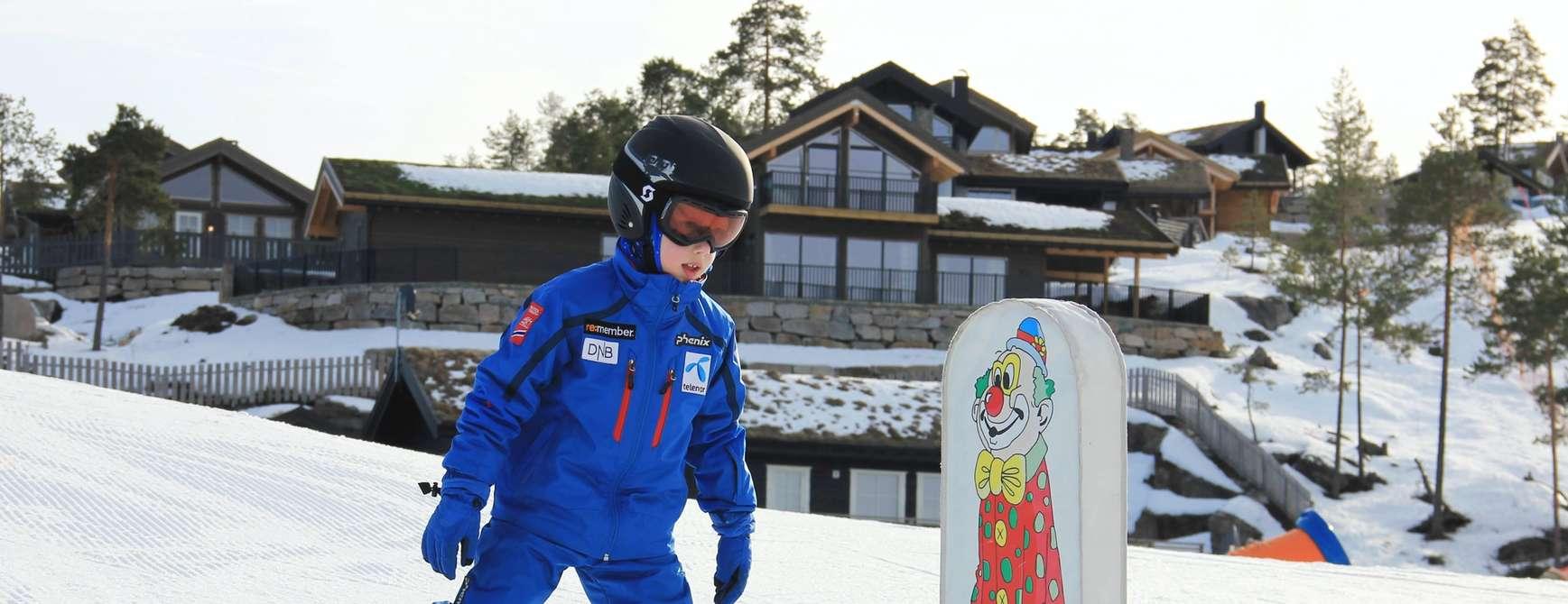 Foto: Vrådal Panorama Skicenter