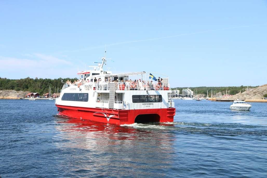 En tur til Koster anbefales på det varmeste. Foto Fjord Line