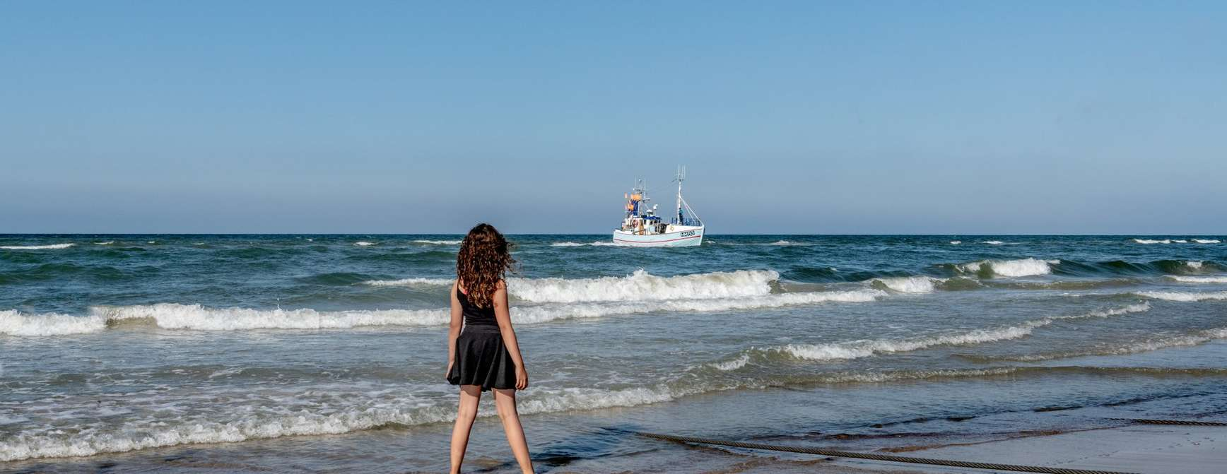 Alle årstider har sin sjarm på Thorup Strand. Foto: Visit Denmark/© Mette Johnsen