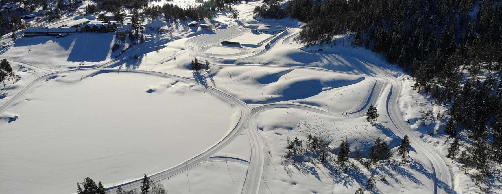 Foto: Gautefall Skisenter