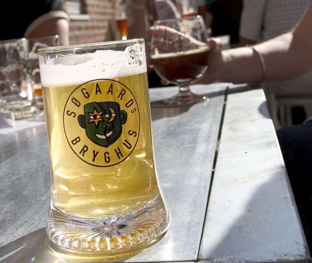 Tørst?: Søgaards Bryghus er ett av seks stoppesteder på Aalborgs berømte «Beerwalk».