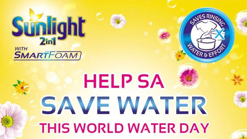 Sunlight save water