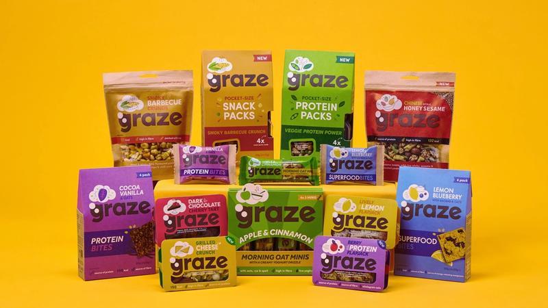 graze rebrand product image