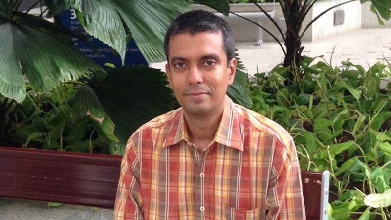 Shiva Krishnamurthy GM สินค้ากลุ่มประเภทเครื่องดื่ม ยูนิลีเวอร์ ฮินดูสถาน
