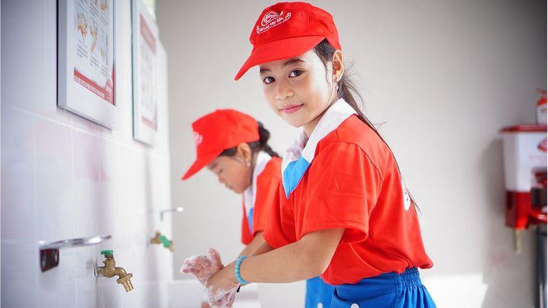 Feature image - A billion reasons to celebrate Global Handwashing Day