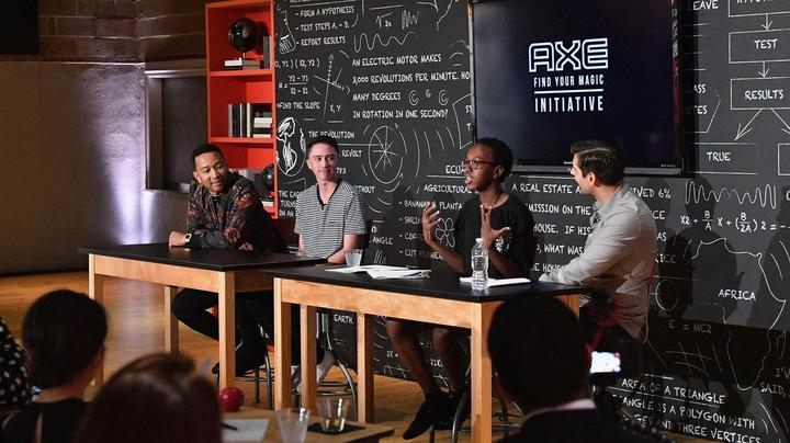 """AXE® Continues the Find Your Magic Initiative with Launch of """"Senior Orientation"""""""