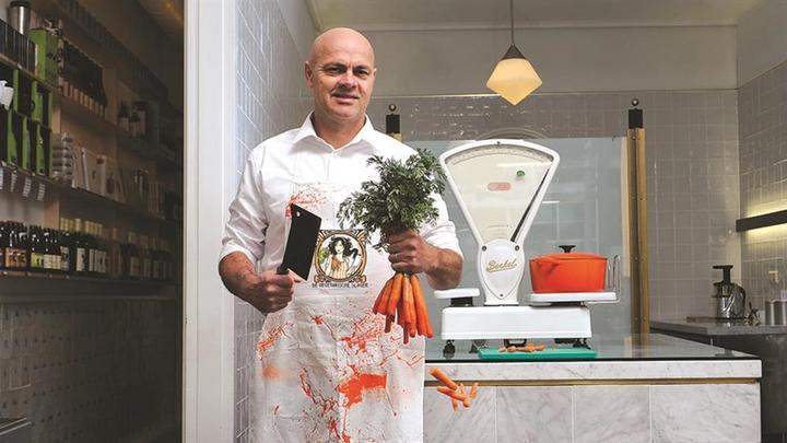 Zakladatel značky The Vegetarian Butcher Jaap Korteweg