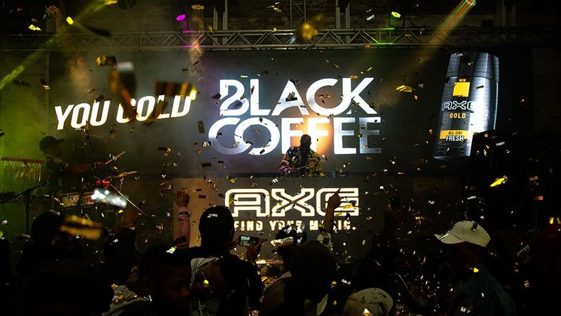 Axe Celebrates the Magic of South Africa