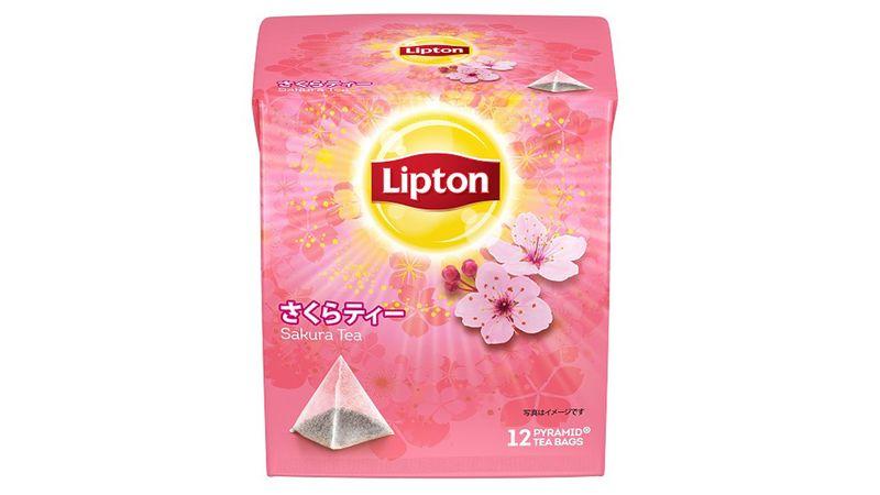 Japan Lipton Sakura