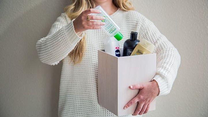 Bottle Recycling Bin