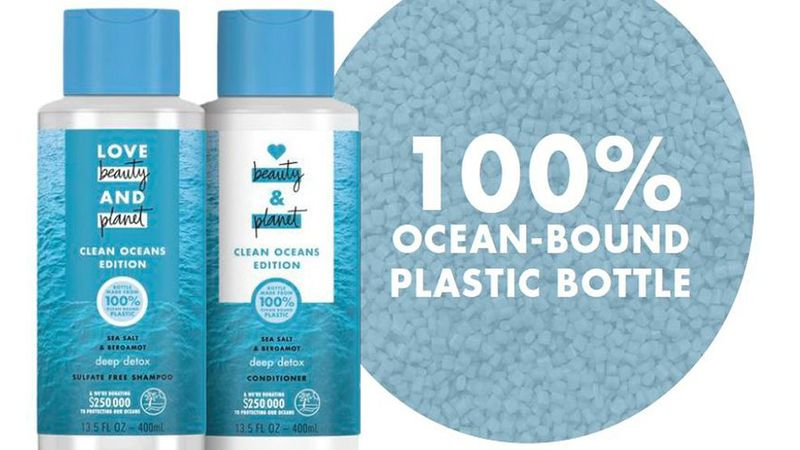 Love Beauty and Planet's Clean Oceans range
