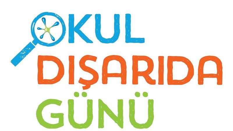 Turkey okul disarida gunu logo
