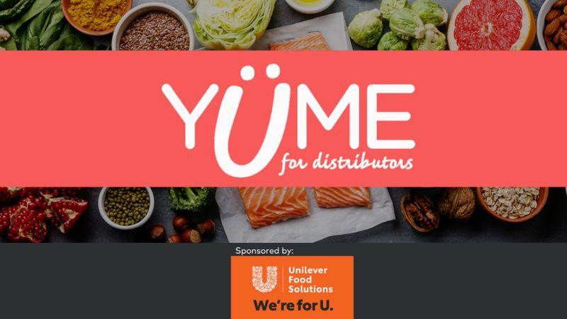 Unilever food support yüme