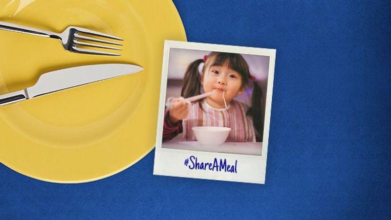 Girl eating ramen