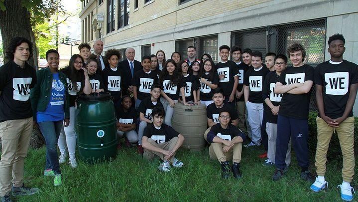 Unilever Helps Local NJ School