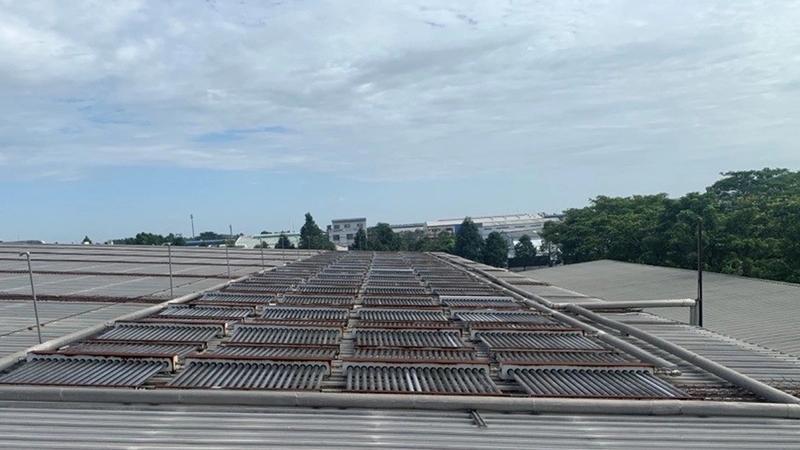 Hệ thống điện mặt trời tại các nhà máy của Unilever Việt Nam