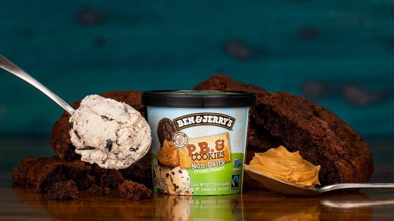 Ben & Jerry's non-dairy icecream