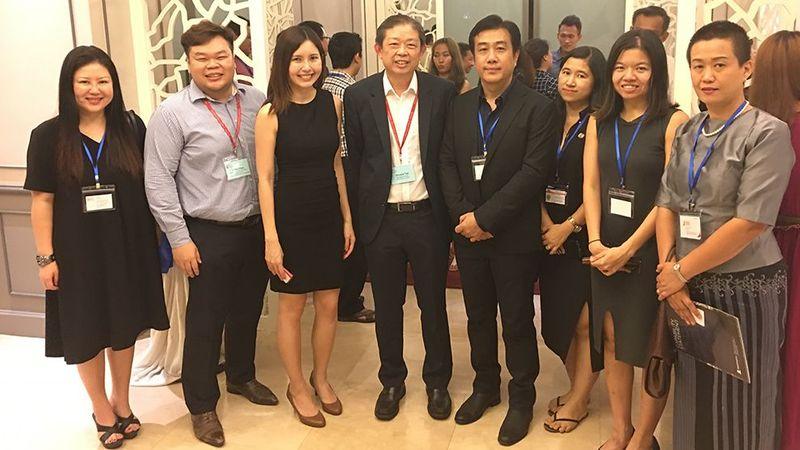 Singapore RAS Visit